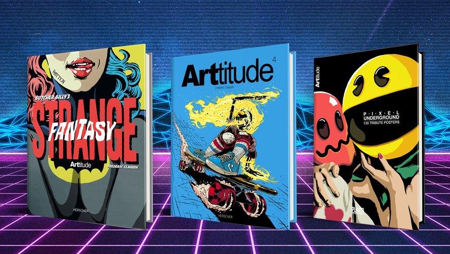 Artbooks ARTtitude