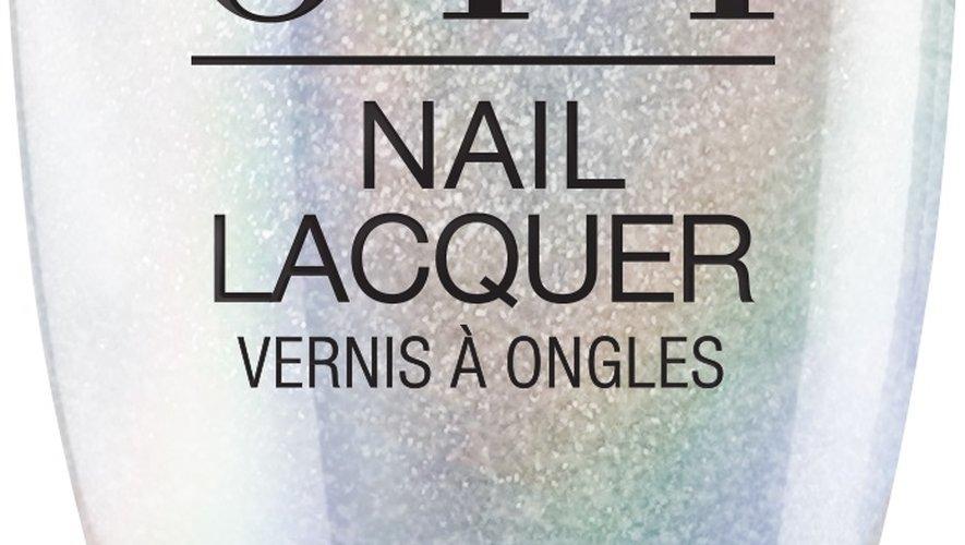 "Le vernis à ongles ""Tinker, Thinker, Winker?"" issu de la collection ""OPI x Casse-Noisette""."