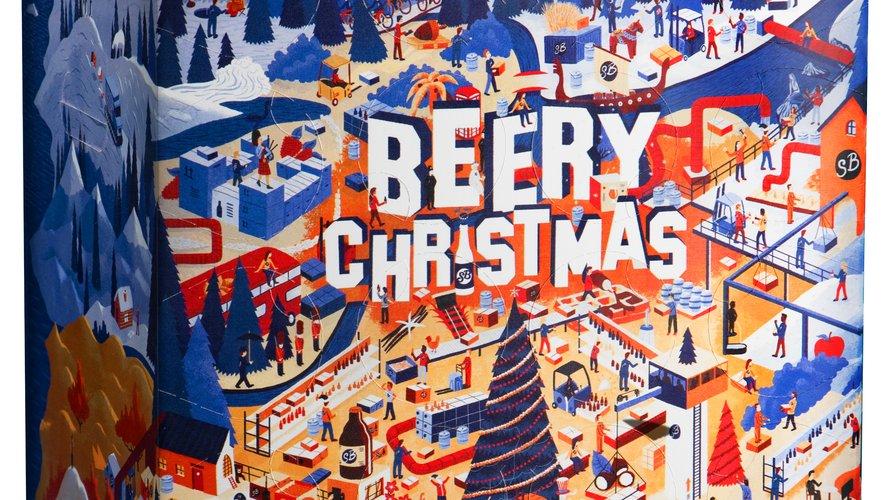 Le calendrier de Saveurs Bière offre un jeu de piste cette année