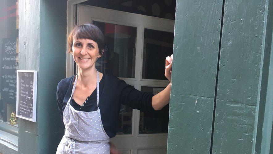 La cuisine est la plus grande passion d'Aurélie Cailhol.