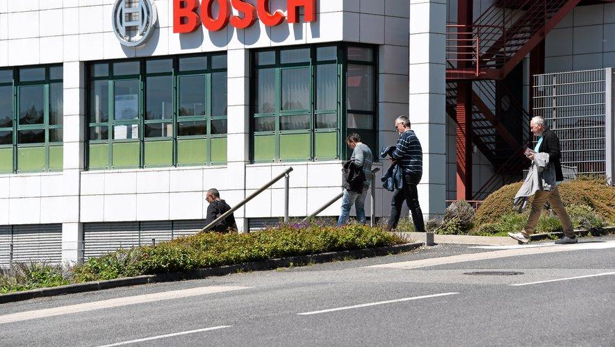 Les élections professionnelles s'annoncent tendues à l'usine Bosch.