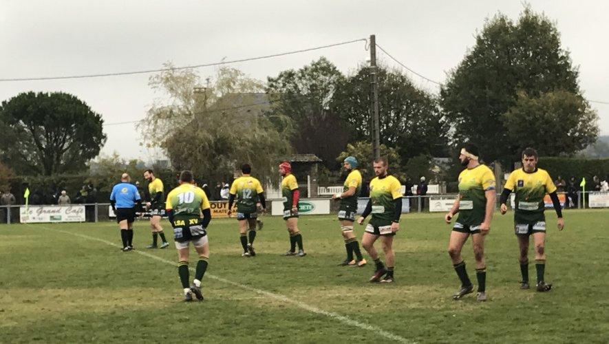Rugby : Decazeville décroche la victoire et le bonus, LSA dans la douleur