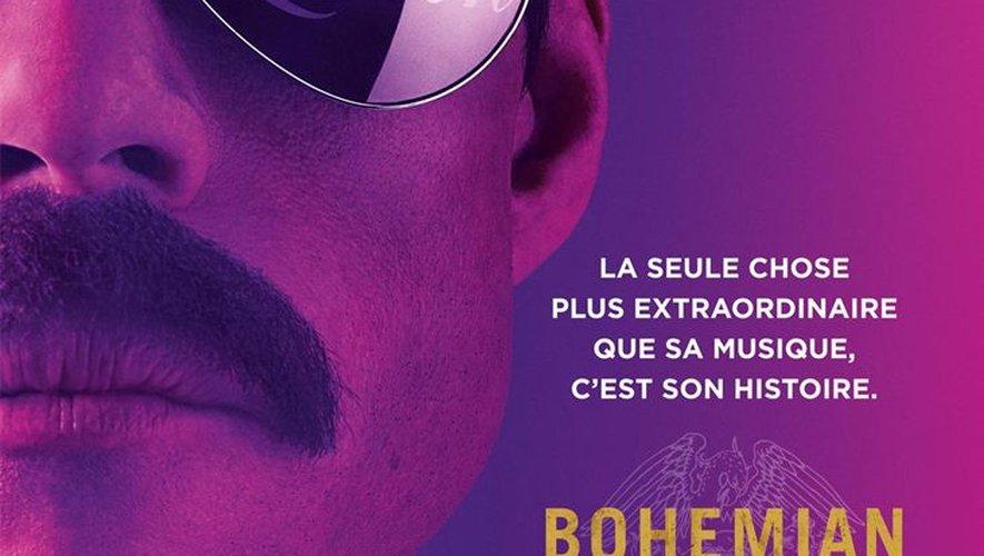 """Bohemian Rhapsody"", avec Rami Malek dans la peau de Freddie Mercury, sort mercredi en France"