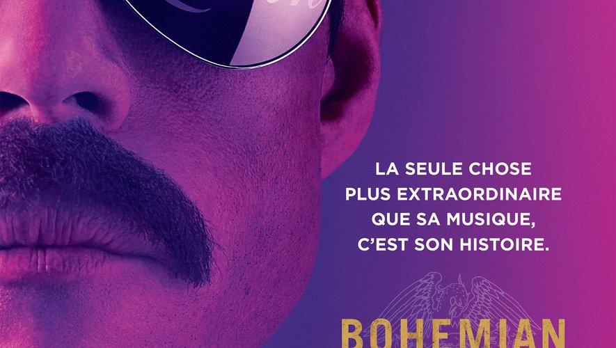 """Bohemian Rhapsody"" de Bryan Singer avec Rami Malek dans le rôle principal sortira le 2 novembre aux Etats-Unis."