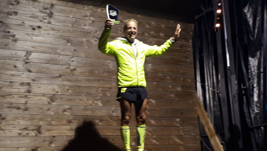 Le Festival des Templiersa permis au Ruthénois Claude Carles de briller sur la « VO2 trail » avec une belle victoire dans la catégorie Masters 4.