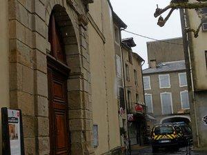 Saint-Jean-du-Bruel Un incendie intentionnel  endommage l'église