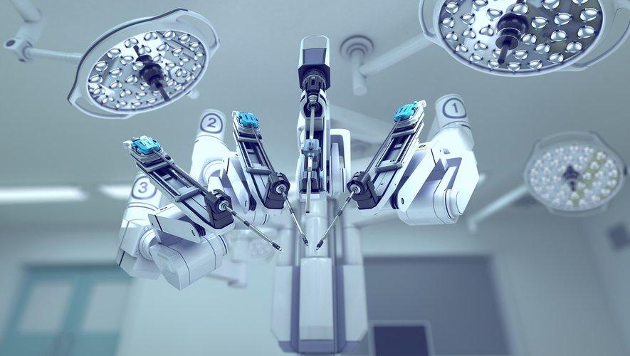 L'intervention consistait en un déplacement du rein contre la vessie, pour combler le déficit de longueur de l'uretère, par le biais d'un robot chirurgical.