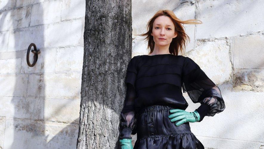 Les trois paires de gants signées Audrey Marnay pour Causse sont proposées à la boutique parisienne de la maison.