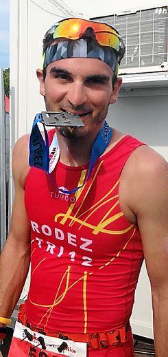 L'Aveyronnais Simon Boutonnet dompte l'Ironman de Nice