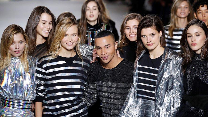 La maison Balmain présentera une collection durant la prochaine semaine de la haute couture prévue en janvier.
