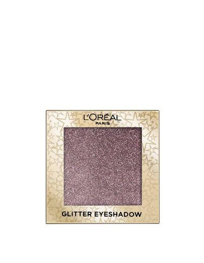 Le fard Glitter Eyeshadow - Collection Starlight in Paris - de L'Oréal Paris - Prix : 9,90€ - Site : www.loreal-paris.fr.