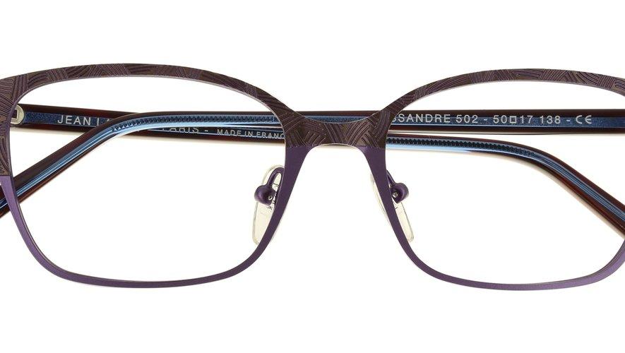Les lunettes Cassandre de Lafont - Prix : 270€ - Site : www.lafont.com.