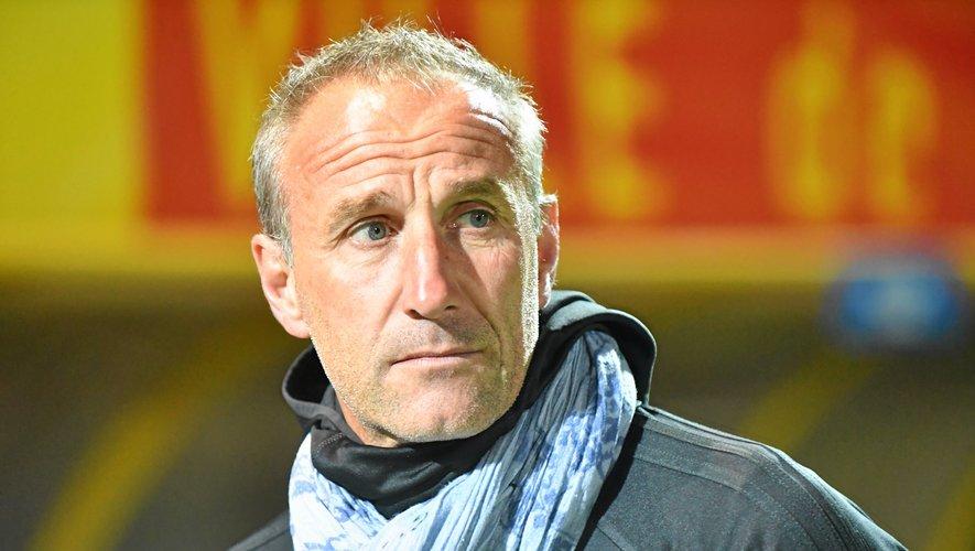 Laurent Peyrelade attend que ses joueurs remplissent le contrat fixé il y a trois semaines.