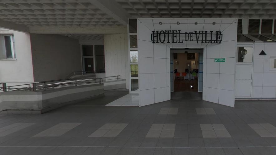 Les faits se sont produits à proximité de l'hôtel de ville d'Onet-le-Château