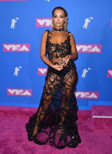 La chanteuse Rita Ora