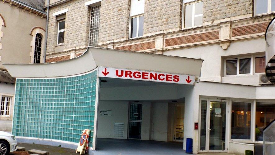 Decazeville hopital urgences