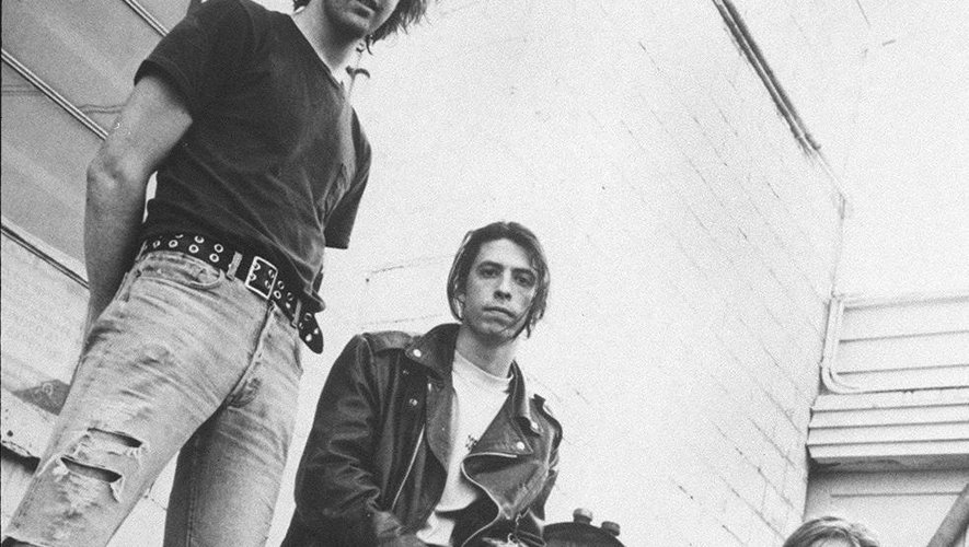 Nirvana compte parmi les groupes du premier Sub Pop Singles Club.