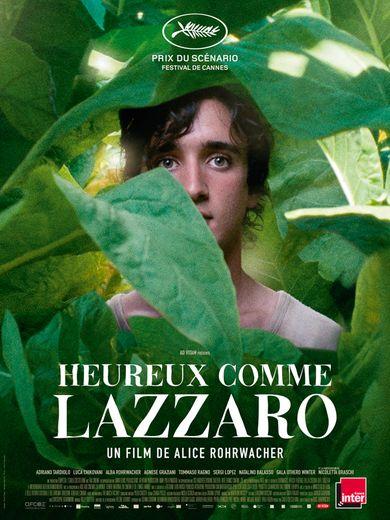 """""""Heureux comme Lazzaro"""" a remporté le Prix du scénario au dernier Festival de Cannes."""