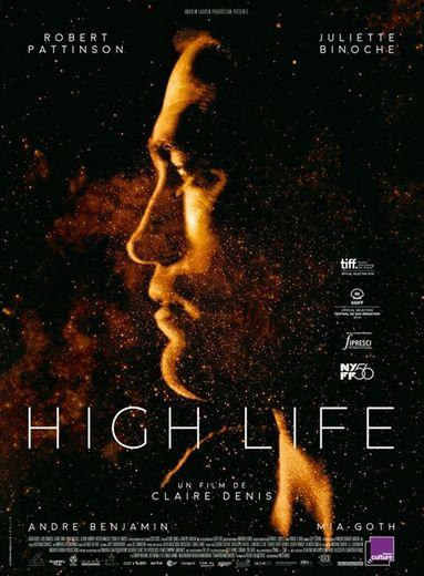 """""""High Life"""" de Claire Denis est contemplatif, énigmatique et angoissant."""