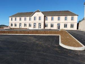 La nouvelle mairie sera bientôt inaugurée
