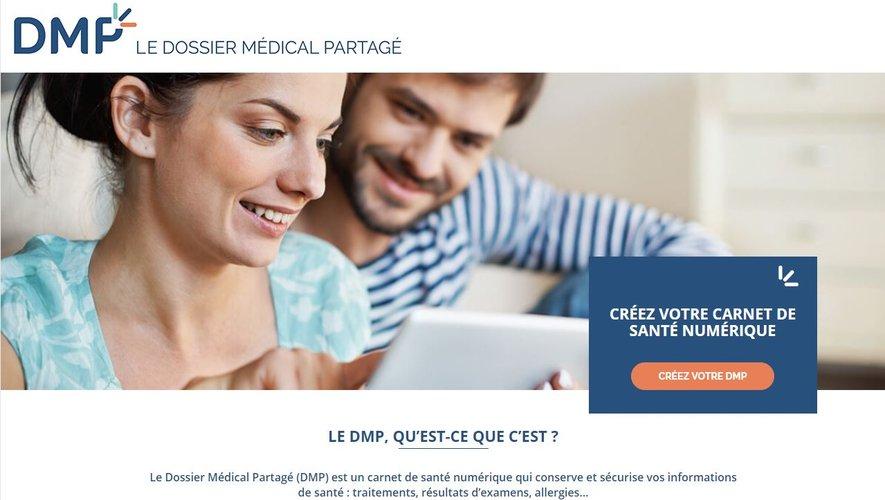 Près d'1,9 million de personnes disposent actuellement d'un DMP, selon l'Assurance maladie, loin de l'objectif de 40 millions d'ici à 5 ans