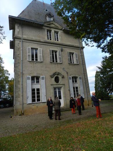 Le château du Trioulou, une belle bâtisse
