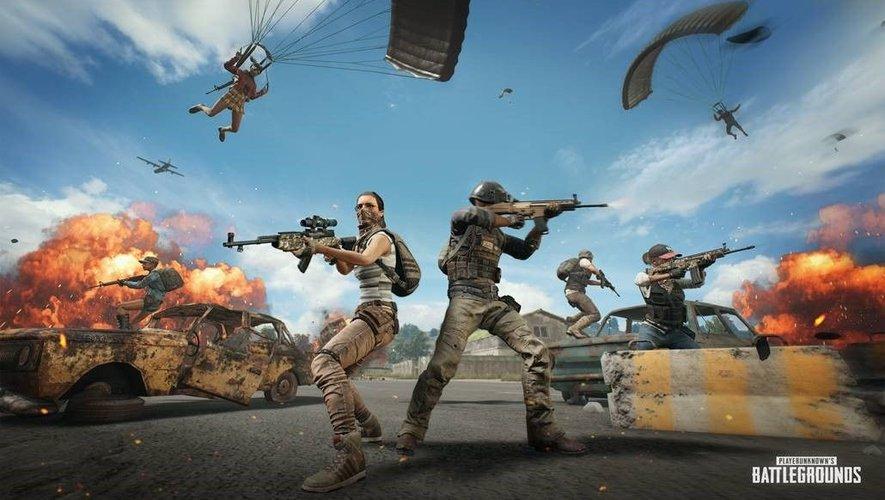 'PlayerUnknown's Battlegrounds' pourrait arriver sur PS4 avant la fin de l'année.