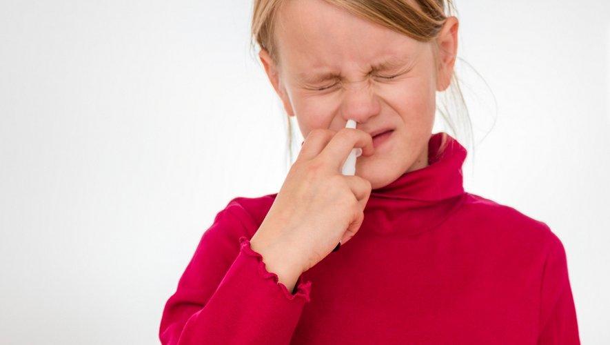 Rhume : pas de décongestionnant pour les enfants