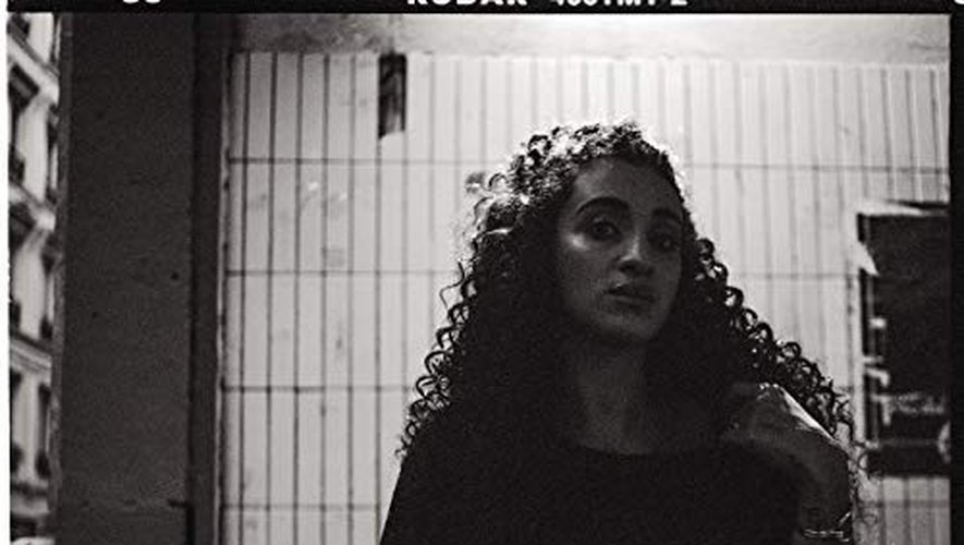 """Lost"" par Camélia Jordana."