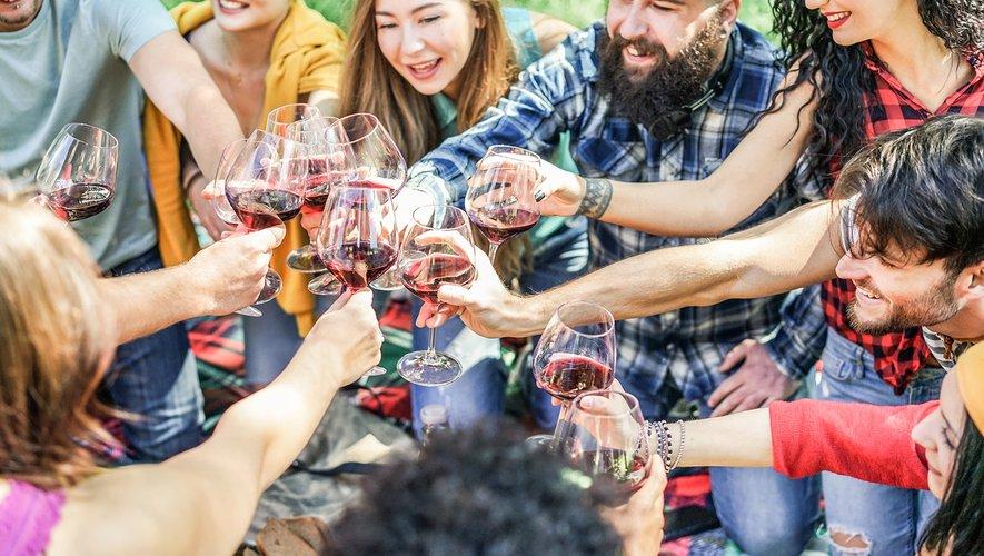 Les habitants de Paris et sa région sont les plus grands consommateurs de vin dans le monde