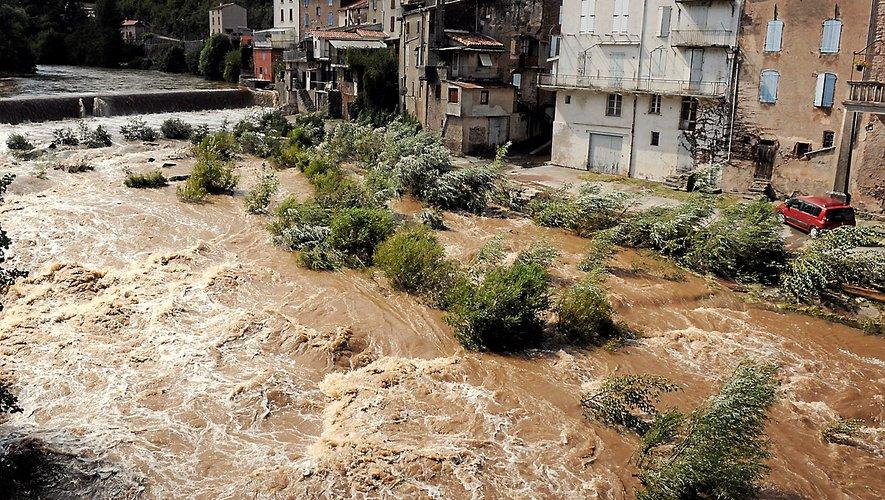 Sud-Aveyron : risque de crues dans le Haut Tarn ce vendredi