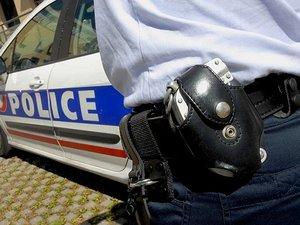 Le conducteur a été contrôlé au giratoire de La Mouline.