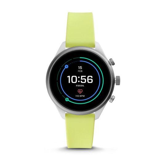 Fossil annonce une Sport Smartwatch fonctionnant sous Wear OS.