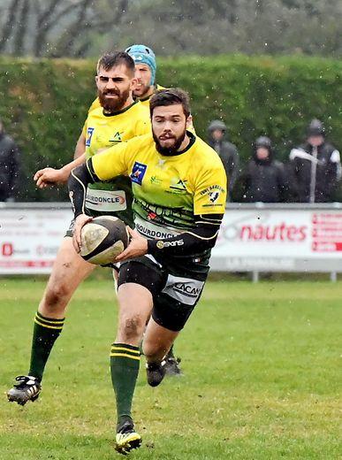 Rugby - Fédérale 2 : LSA - Decazeville, première manche