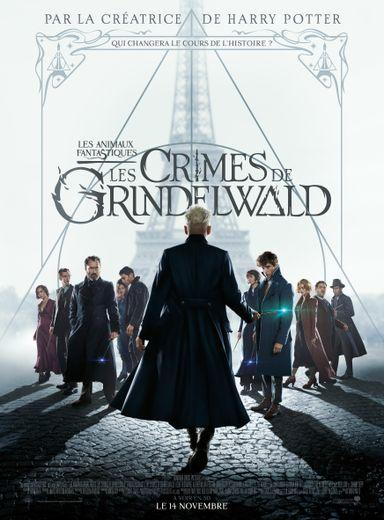 """Les Animaux fantastiques : Les Crimes de Grindelwald"" sort mercredi 14 novembre en France"