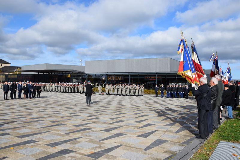 Rodez : revivez en images la cérémonie du centenaire