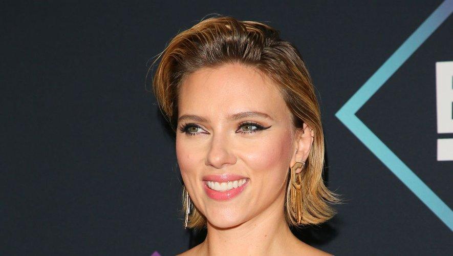 """Scarlett Johansson aura le droit à son propre film Marvel, dédié à son personnage de """"Black Widow""""."""