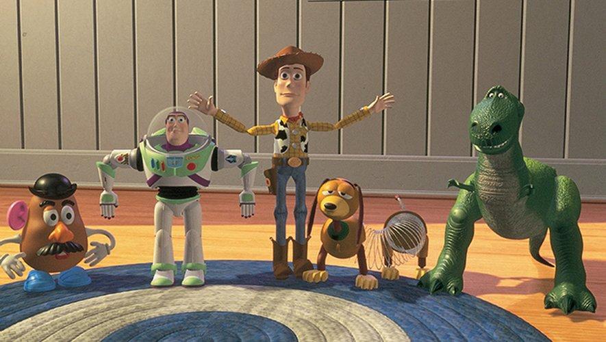 """Le premier """"Toy Story"""", réalisé par John Lasseter, était sorti en 1996 en France."""