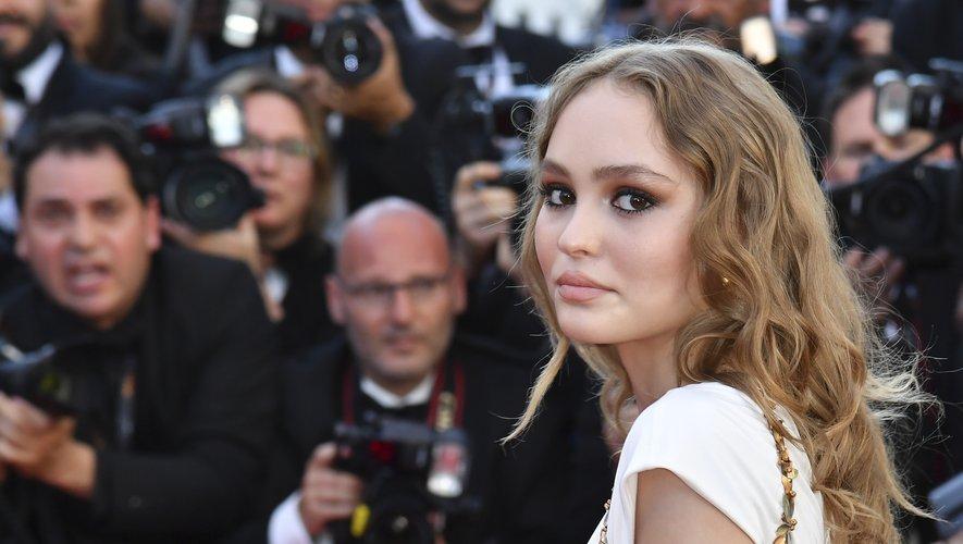 """Lily-Rose Depp pourrait être nommée aux César 2019 grâce à son rôle dans """"L'Homme fidèle"""""""