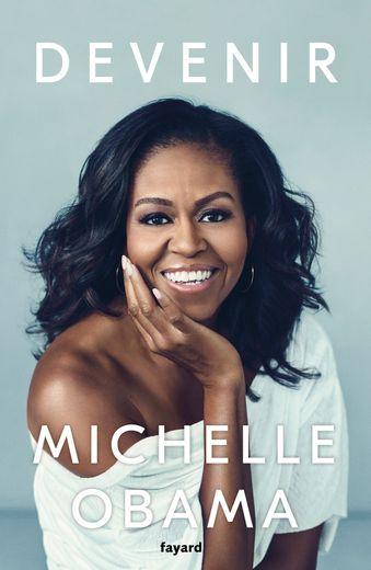 """""""Devenir"""" de Michelle Obama, aux éditions Fayard."""