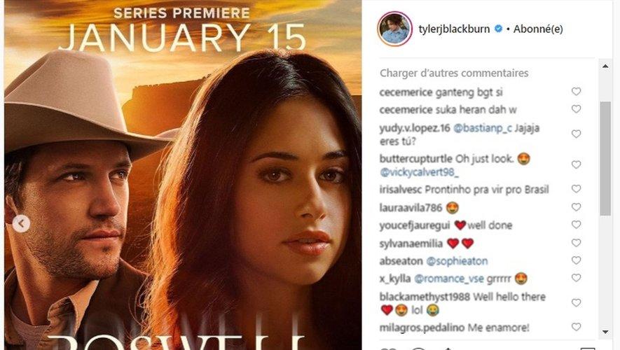 """""""Roswell, New Mexico"""" se rajoute à """"Charmed"""", l'autre reboot commandé par la chaîne The CW."""