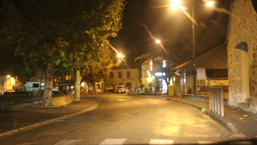 Le centre du bourg ne sera pas impacté./Photo DDM.