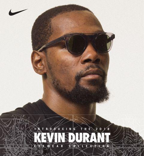 Kevin Durant signe une nouvelle collection de lunettes pour Nike Vision.