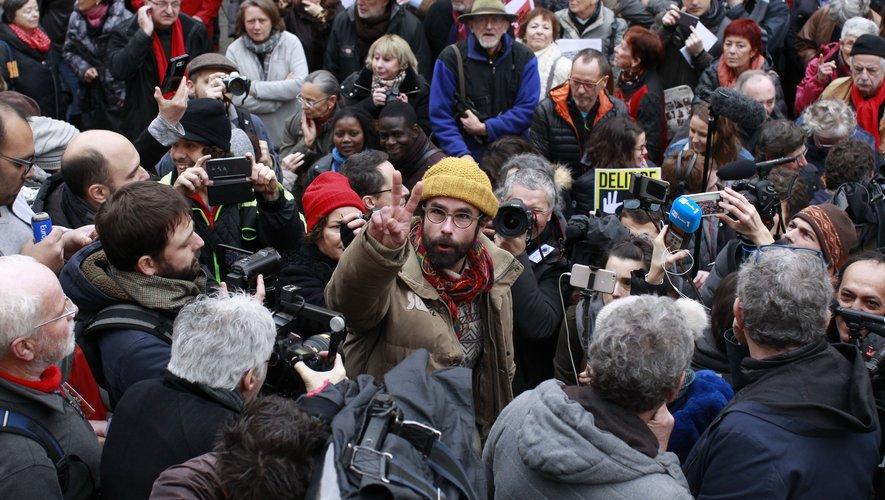 L'agriculteur militant interviendra après la projection, prévue à 18 heures au cinéma CGR.