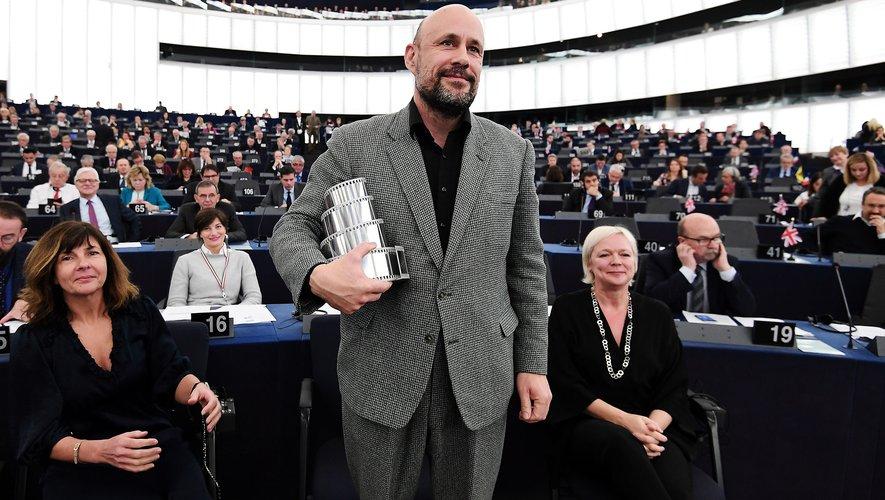"""Le film """"Woman at war"""" de l'Islandais Benedikt Erlingsson a reçu mercredi le Prix Lux décerné par les députés du Parlement européen"""