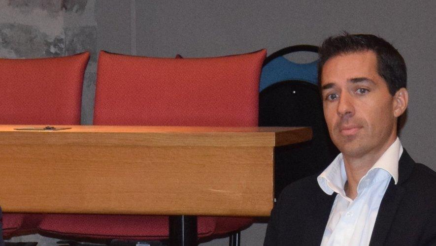 Simon Bretin, président de Sismic.