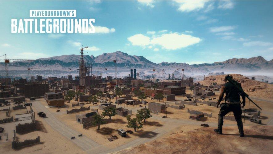"""PUBG Corp et PlayStation offrent un menu sur le thème de """"PUBG"""" comme bonus de précommande du jeu sur PS4."""