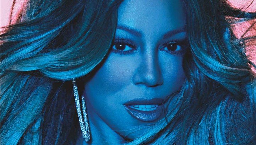 """""""Caution"""" par Mariah Carey."""