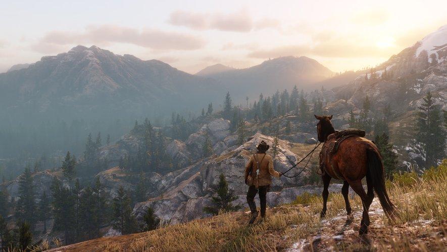 "Comme ""God of War"", ""Red Dead Redemption II"" affiche huit nominations aux Game Awards 2018"