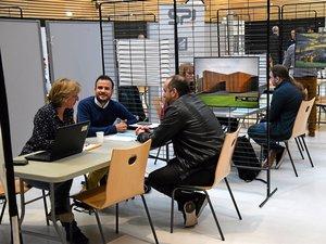 En quête d'ingénieurs, les entreprises font leur marché à Rodez